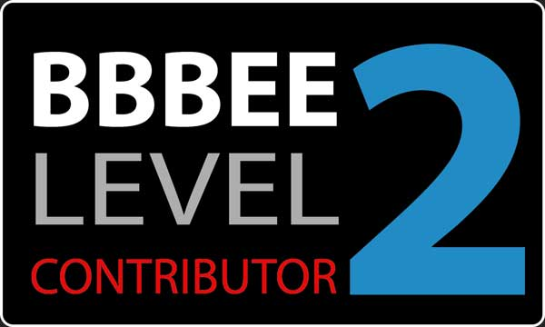 BBBEE LEVEL 2 LOGO 1 - Avigilon CCTV surveillance systems