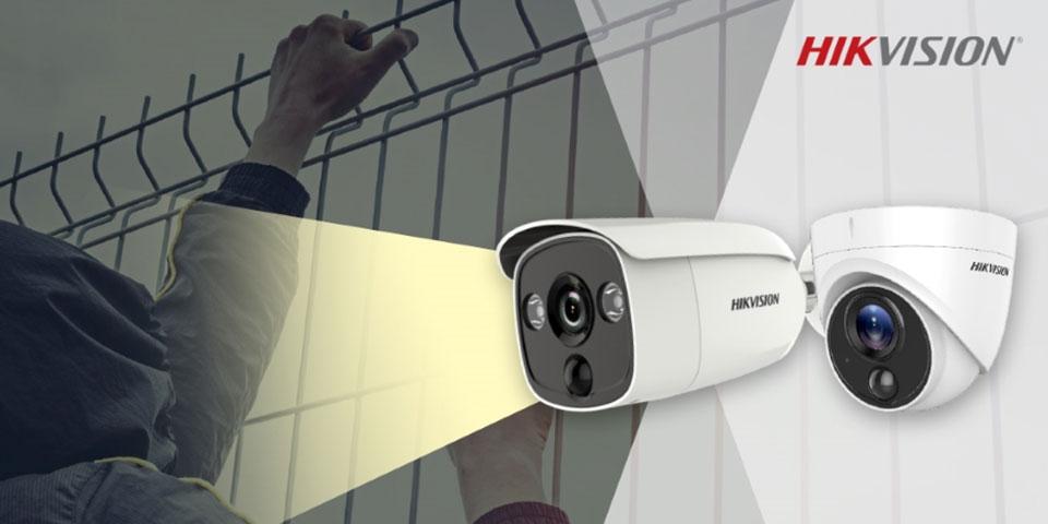 Hik Vision CCTV
